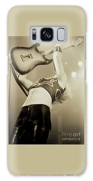 K K Downing Of Judas Priest At The Warfield Theater During British Steel Tour - Unreleased Galaxy Case