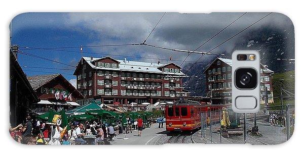 Kleine Schedegg Switzerland Galaxy Case