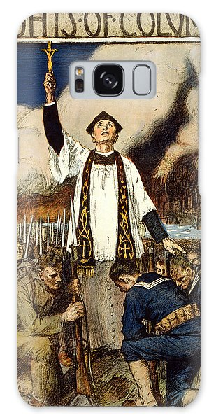 World Religion Galaxy Case - Knights Of Columbus, 1917 by William Balfour Kerr