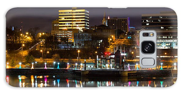 Knoxville Waterfront Galaxy Case