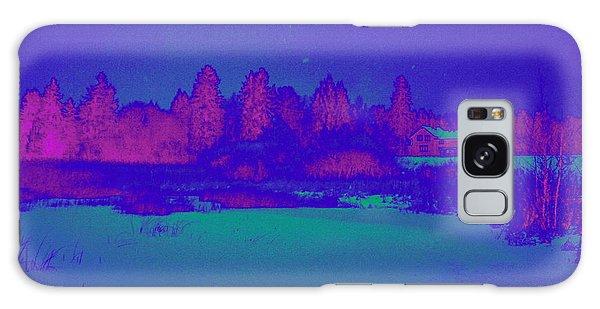 Knuutila Infrared Galaxy Case by Jouko Lehto