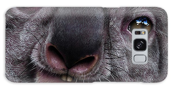 Koala Galaxy Case - Koala by Jurek Zamoyski