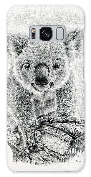 Koala Galaxy Case - Koala Oxley Twinkles by Remrov