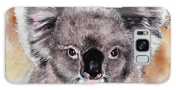 Koala  Galaxy Case by Sandra Phryce-Jones