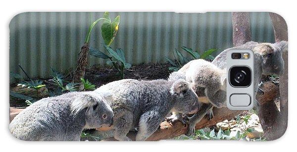 Koala Team Galaxy Case
