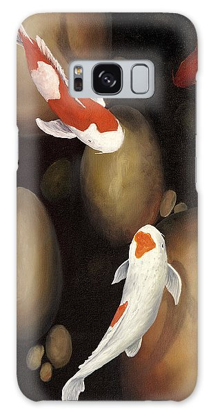 Koi  Galaxy Case by Darice Machel McGuire