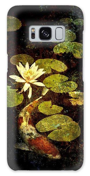 Koi Pond Galaxy Case