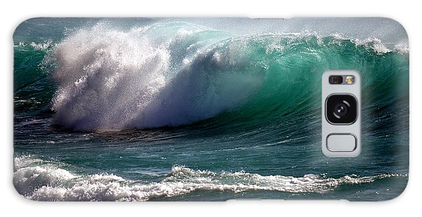 Kona Wave Galaxy Case by Lori Seaman