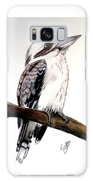Kookaburra 5 Galaxy Case