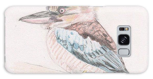 Kookaburra Cuteness Galaxy Case