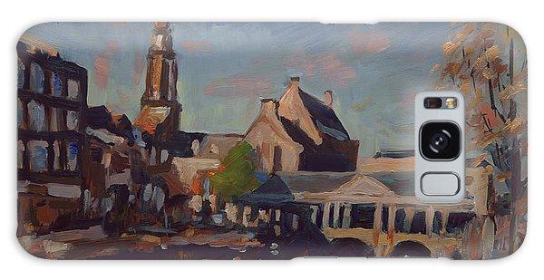 Koorn Bridge Leiden Galaxy Case by Nop Briex