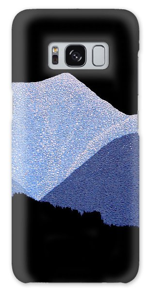 Kootenay Mountains Galaxy Case
