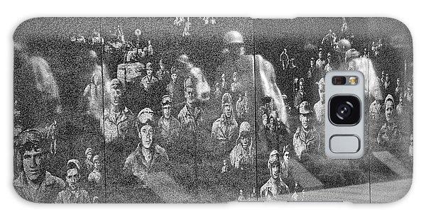 Korean War Veterans Memorial Galaxy Case