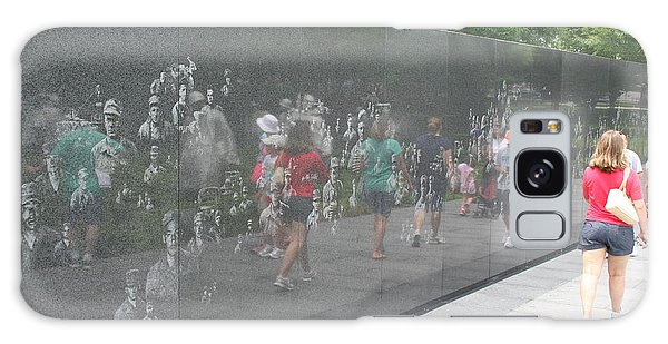 Korean War Veterans Memorial Galaxy Case