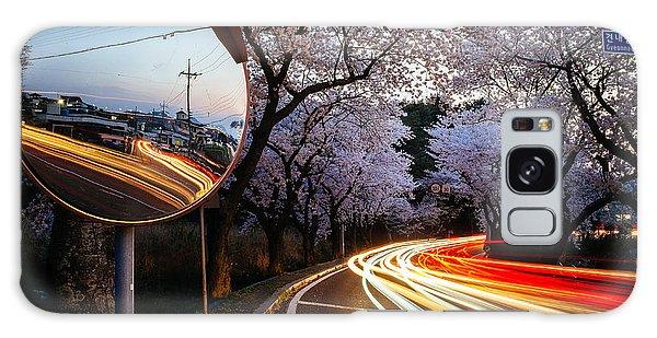 Korea's Roadside Blossoms Galaxy Case