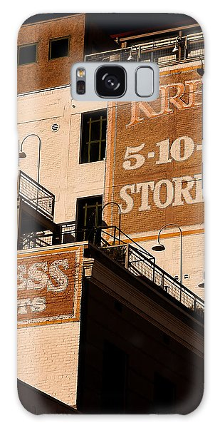 Kress Ghost Signs By Denise Dube Galaxy Case