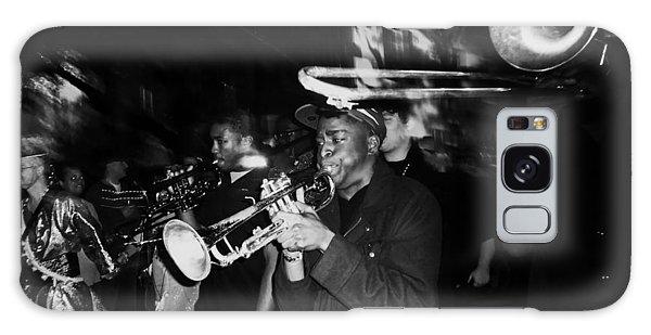 Krewe Du Vieux Parade Brass Band Galaxy Case