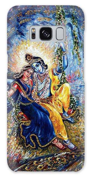 Krishna Leela Galaxy Case