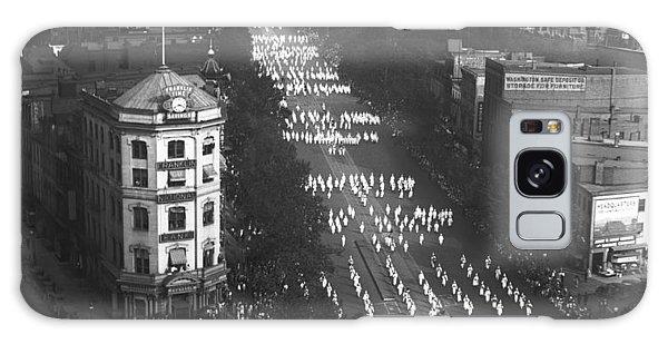 Ku Klux Klan Parade Galaxy Case by Underwood Archives