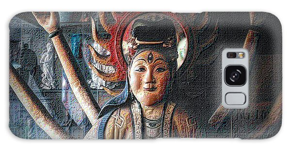 Kuan Yin Galaxy Case