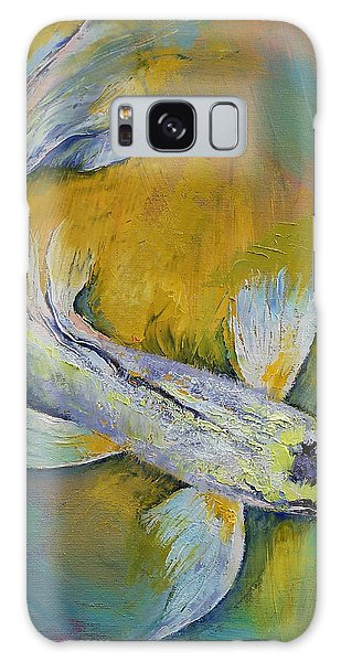 Collectibles Galaxy Case - Kujaku Butterfly Koi by Michael Creese