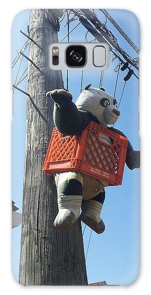 Kung Fu Panda Galaxy Case