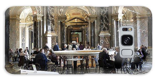 Kunsthistorische Museum Cafe II Galaxy Case by Madeline Ellis