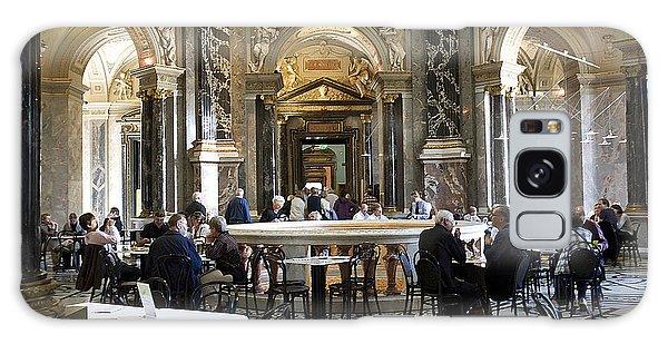 Kunsthistorische Museum Cafe II Galaxy Case