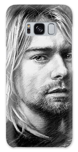 Kurt Cobain Galaxy Case by Viola El