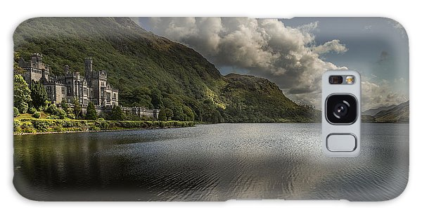 Kylemore Abbey--- Ireland Galaxy Case by Tim Bryan
