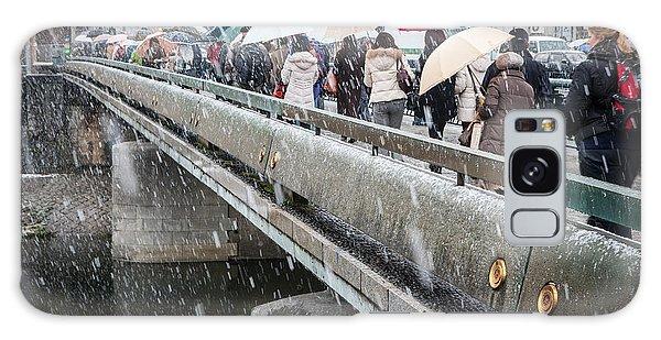 Kyoto Bridge Galaxy Case