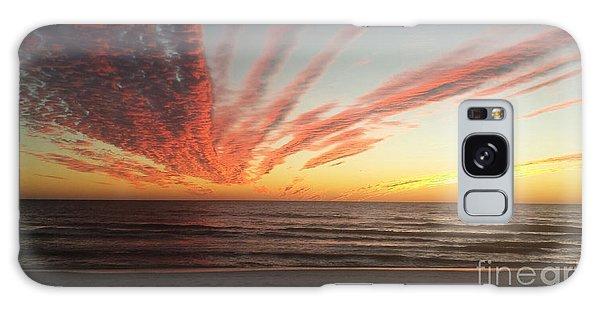 Kyra's Sunset Galaxy Case