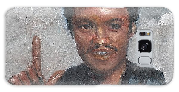 L Is For Lando Galaxy Case