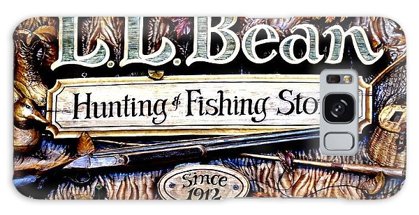 L. L. Bean Hunting And Fishing Store Since 1912 Galaxy Case by Tara Potts