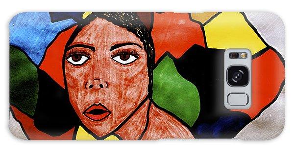 La Artista Galaxy Case by Chrissy  Pena