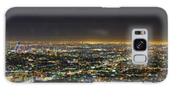 La At Night Galaxy Case