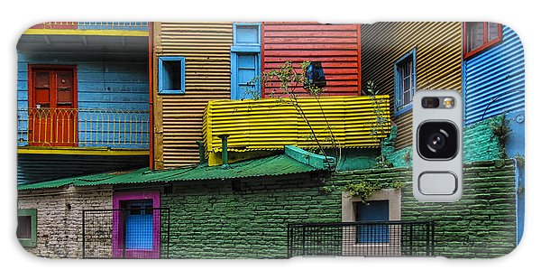 La Boca Galaxy Case by Gary Hall