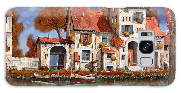 Borelli Galaxy Case - La Cascina Sul Lago by Guido Borelli