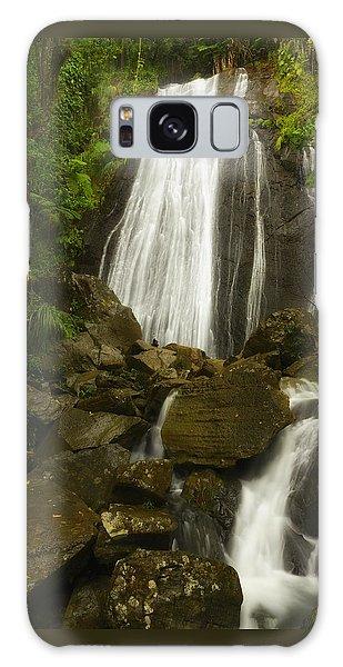 La Coca Falls  Galaxy Case by Photography  By Sai
