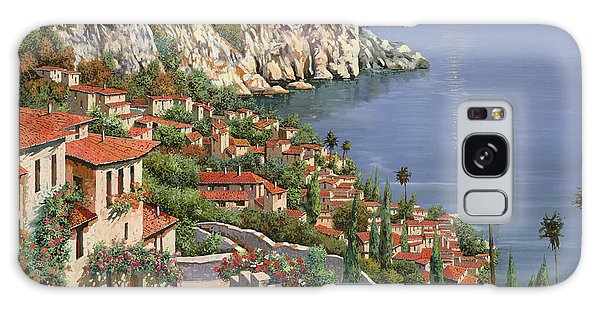 Landscape Galaxy Case - La Costa by Guido Borelli