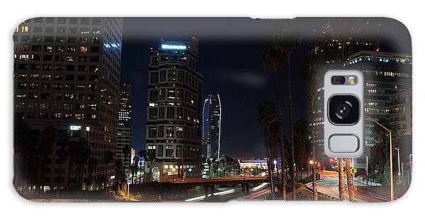 La Down Town 2 Galaxy Case by Gandz Photography