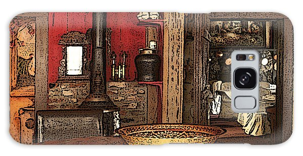 La Ferme Restaurant In Genoa Nevada Galaxy Case
