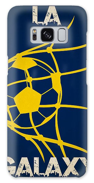 La Galaxy Goal Galaxy Case by Joe Hamilton