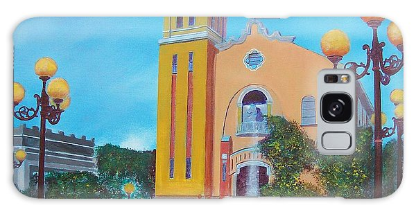La Iglesia Galaxy Case