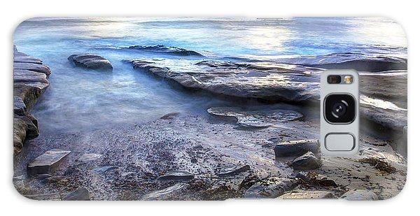 La Jolla Blue Water Galaxy Case