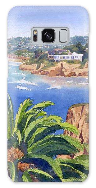 La Jolla Coast Galaxy Case by Mary Helmreich