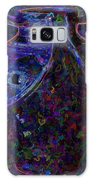 La Madrilena Galaxy Case by Edgar Torres