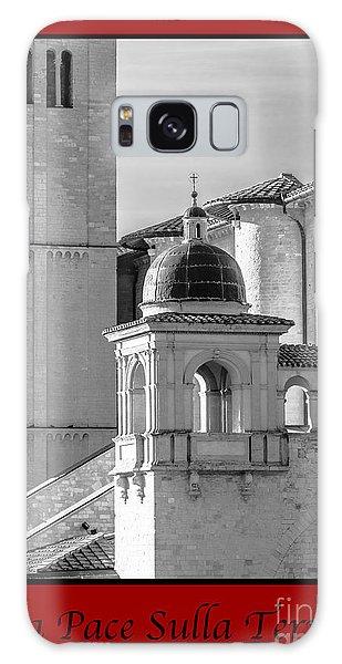La Pace Sulla Terre With Basilica Details Galaxy Case