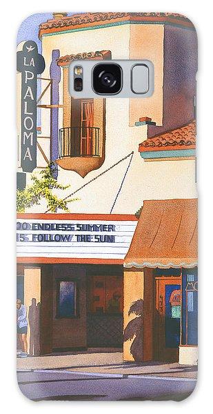 La Paloma Theater In Encinitas Galaxy Case