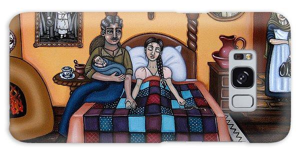La Partera Or The Midwife Galaxy Case